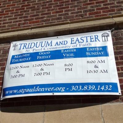 Come celebrate Easter!