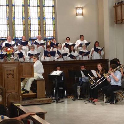 St. Paul Festival Choir and Band